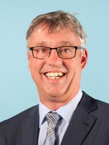 Thomas Zachler, Sprecher FAK Verwaltung & Finanzen