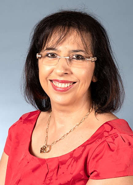 Stella Kirgiane-Efremidou, Sprecherin im Jugendhilfeausschuss